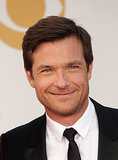 Jason Bateman looked handsome at the 2013 Emmys.
