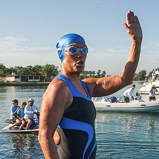 Diana Nyad Interview