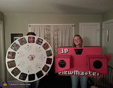3D Viewmaster and Slide Reel
