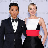 Diane Kruger at Metropolitan Opera Opening Night in NYC