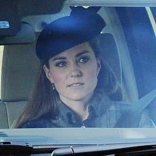 Kate Middleton, Prince George, Prince William in Scotland