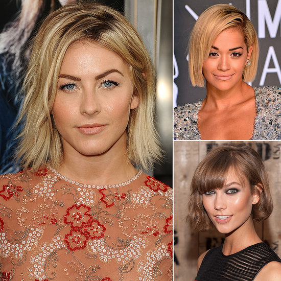 "Fall's New ""It"" Style Is the Asymmetrical Bob"