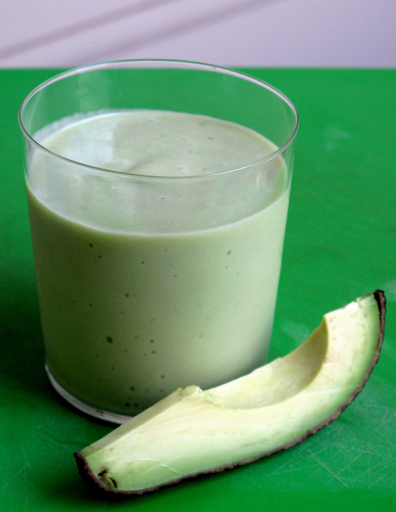 Pear: Avocado-Pear Smoothie