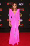 WAGS Frock Up For the 2013 Brownlow Medal