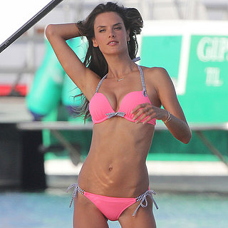 Victoria's Secret Bikini Photo Shoot in Saint-Tropez