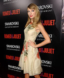 Taylor Swift Proves She's the World's Best Friend at the Romeo and Juliet Premiere