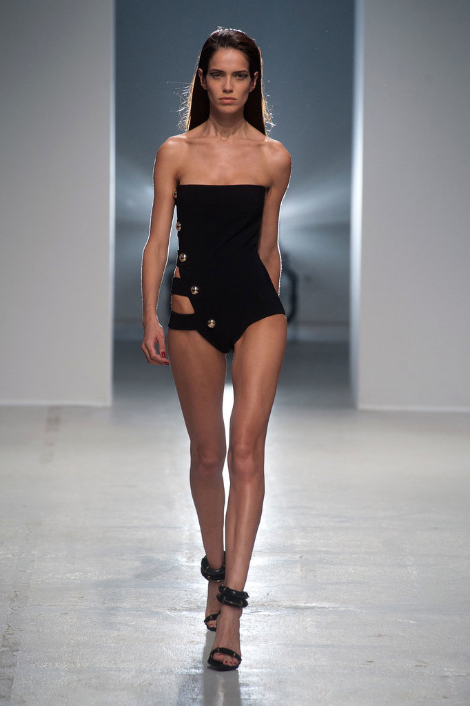 Anthony Vaccarello Spring 2014