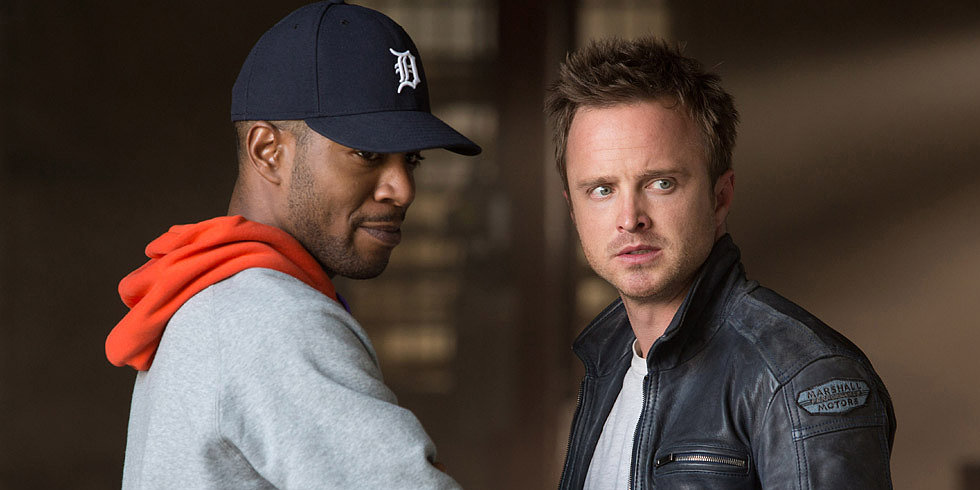 Aaron Paul's Got a Need, a Need For Speed in This Trailer