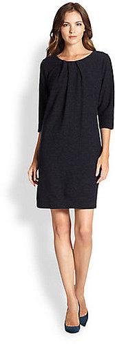 Halay Jersey Tweed Dress