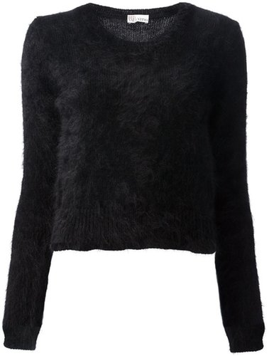 Red Valentino long sleeve sweater