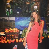 Gisele Bündchen attended the Champions of the Earth UN event. Source: Instagram user giseleofficial