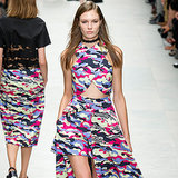 Carven Spring 2014: The Long and Short of It