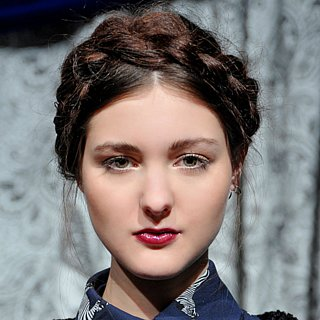 How to Wear Milkmaid Braids in Fall