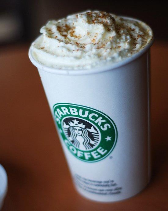 Starbucks Pumpkin Spice Latte | POPSUGAR Fitness