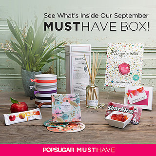 POPSUGAR Must Have Box Reveal September 2013