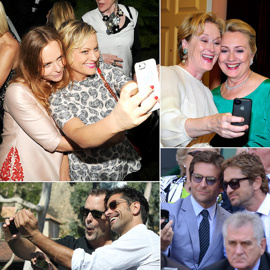 Say Cheese! The Best Celebrity Selfie Moments
