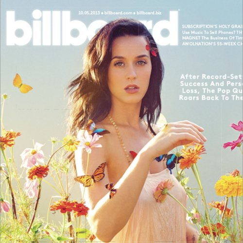 Katy Perry in Billboard Magazine Sept. 30, 2013