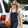 Pictures of Celebrities Working Out | Sept. 27, 2013