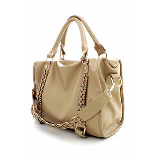 Image of Commuting chain baglarge capacity  shoulder bag handbag