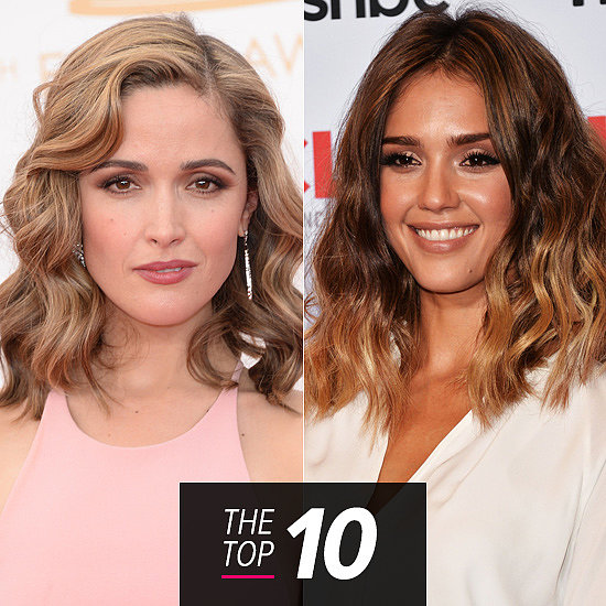This Week's Most Beautiful: Rose Byrne, Jessica Alba & More!