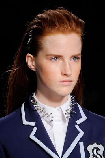 Punk vs. Preppy at Viktor & Rolf