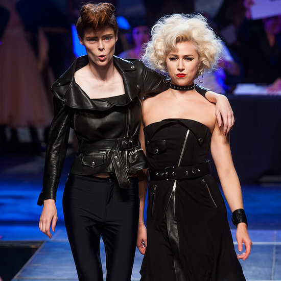 Jean Paul Gaultier Spring 2014: Dancing With the Stars