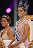 Miss Philippines Megan Young was crowned Miss World 2013.