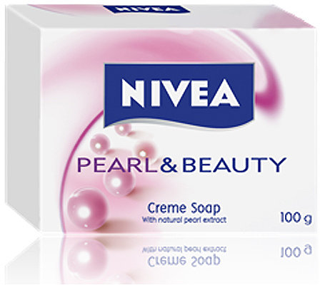 Nivea Pearl and Beauty Soap