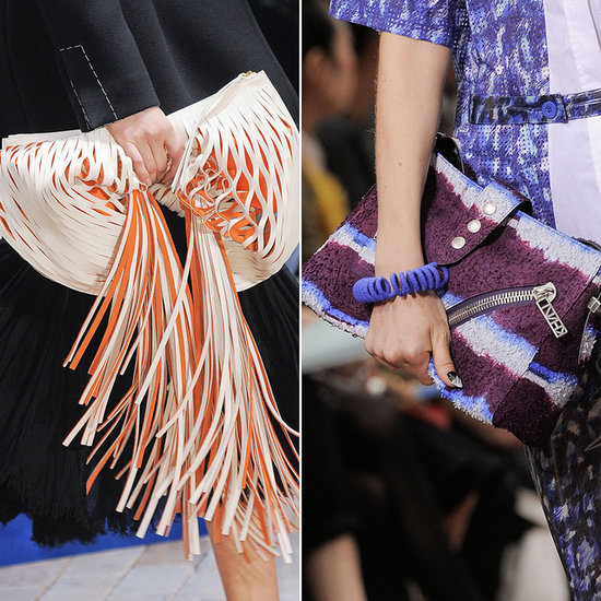 Paris Fashion Week Handbags