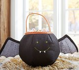 Pottery Barn Kids Bat Treat Bag