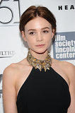 Carey Mulligan Resurfaces on the Red Carpet — as a Brunette!