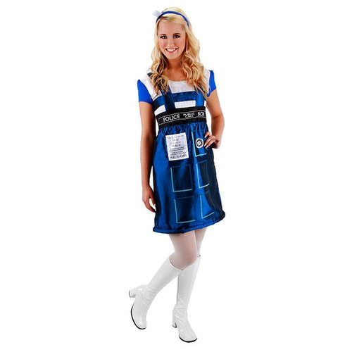 Geeky Halloween Costumes For Women