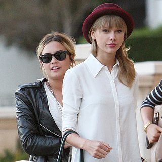 Taylor Swift and Demi Lovato Shopping Trip