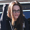 Kristen Stewart Set Pictures For Sils Maria