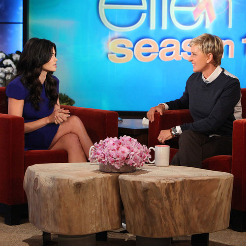 Jenna Dewan Tatum on Ellen DeGeneres Interview | Video