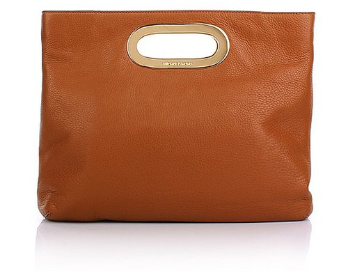 Michael Kors Berkley LG Messenger Bag NS Luggage