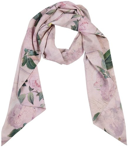 Ted Baker Romantic Print Long Scarf