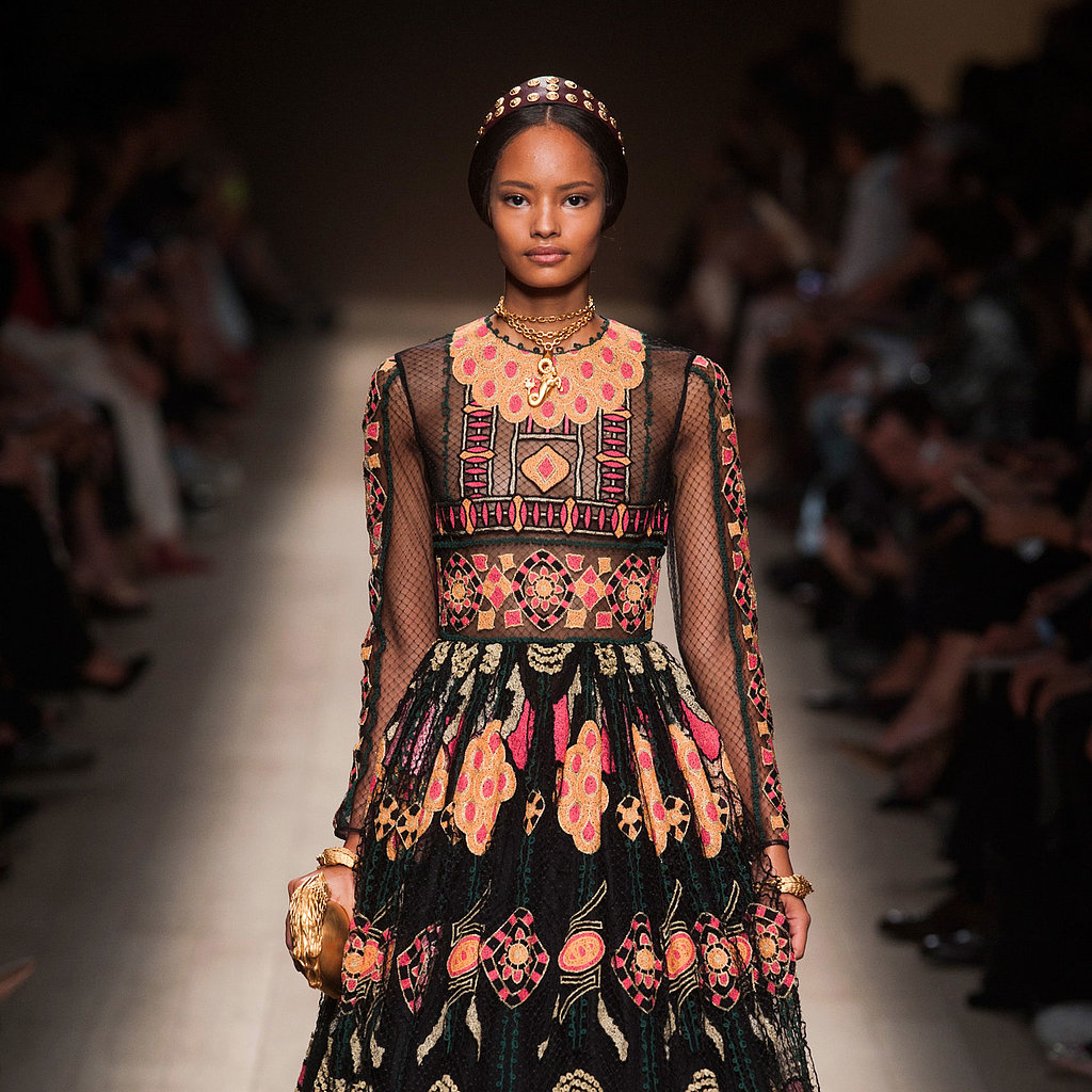 Valentino Spring 2014: A Tribe Called Fashion