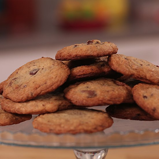 Chocolate-Peanut-Caramel Sumbitch Cookies