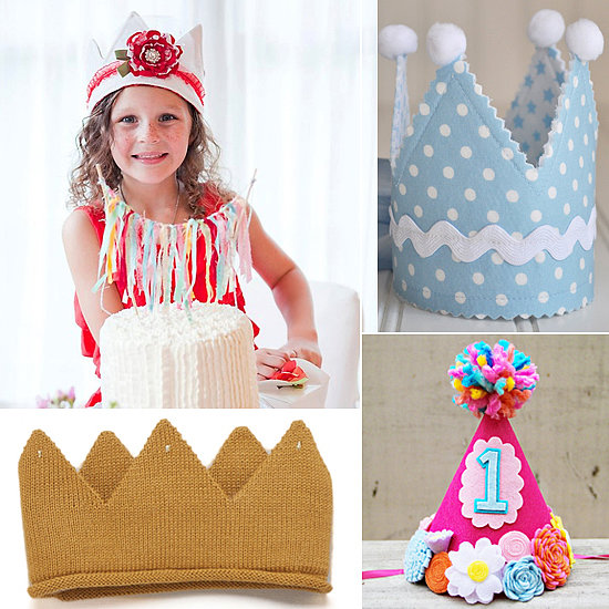 Birthday Crowns and Hats Fit For Your Little Prince or Princess