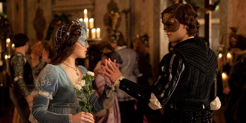 Exclusive: That Iconic Moment When Romeo and Juliet Fall in Love at First Sight