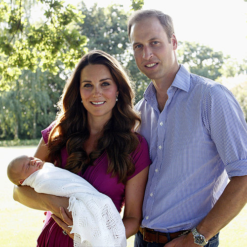 Prince William and Kate Middleton Moving With George