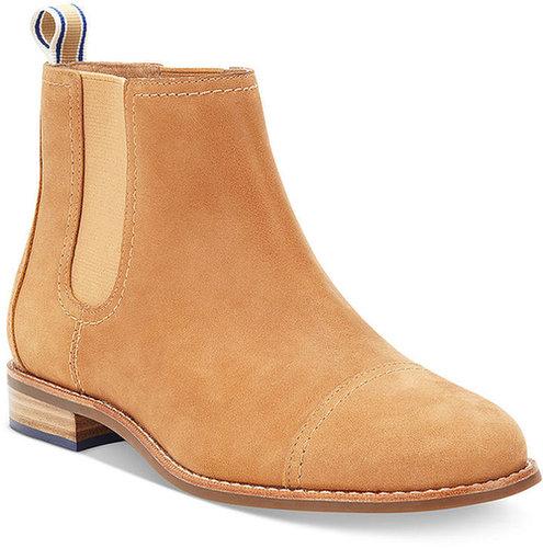 Sperry Top-Sider Women's Boots, Ainslie Chelsea Booties