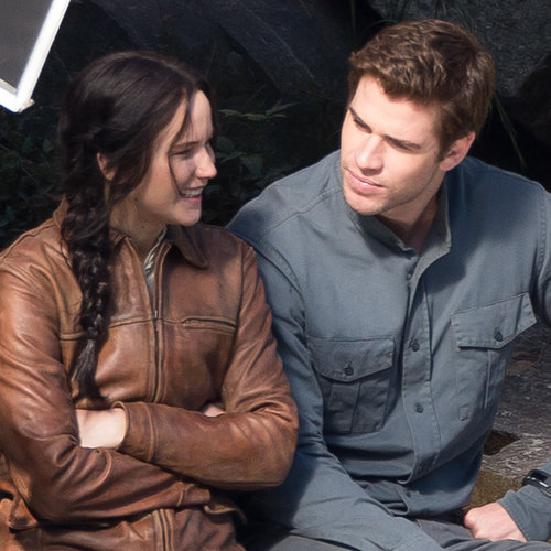 Hunger Games Mockingjay Movie Set Pictures