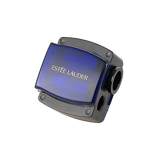 A dull brow pencil will get you nowhere, so keep Estée Lauder's Pencil Sharpener ($7) handy for on-the-go sharpening.