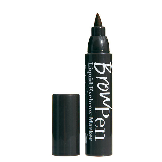 Looking for a dramatic look? Swipe on Barry M's Brow Pen ($8) for a heightened look.