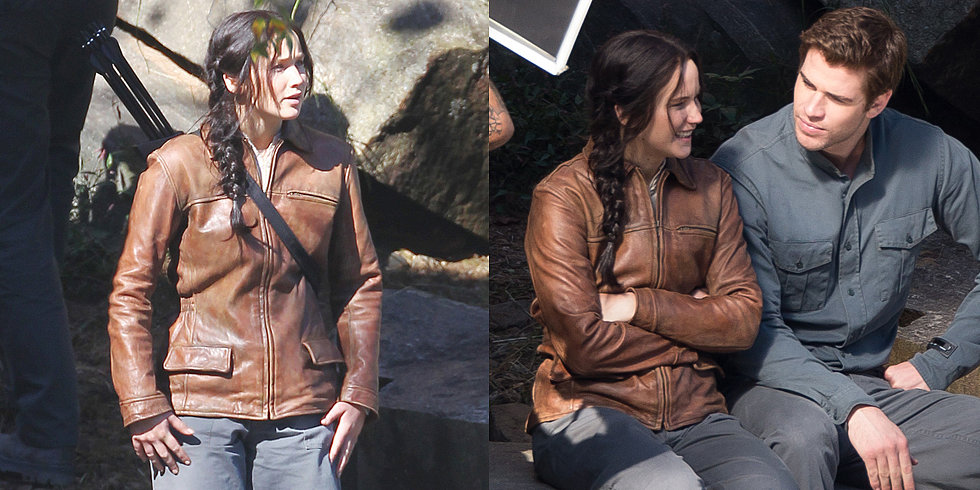 Cue the District Rebellion: Mockingjay Filming Is Well Under Way