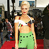 Gwen Stefani Wearing Crop Tops