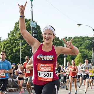 The Biggest Loser Danni Allen Marathon Tips