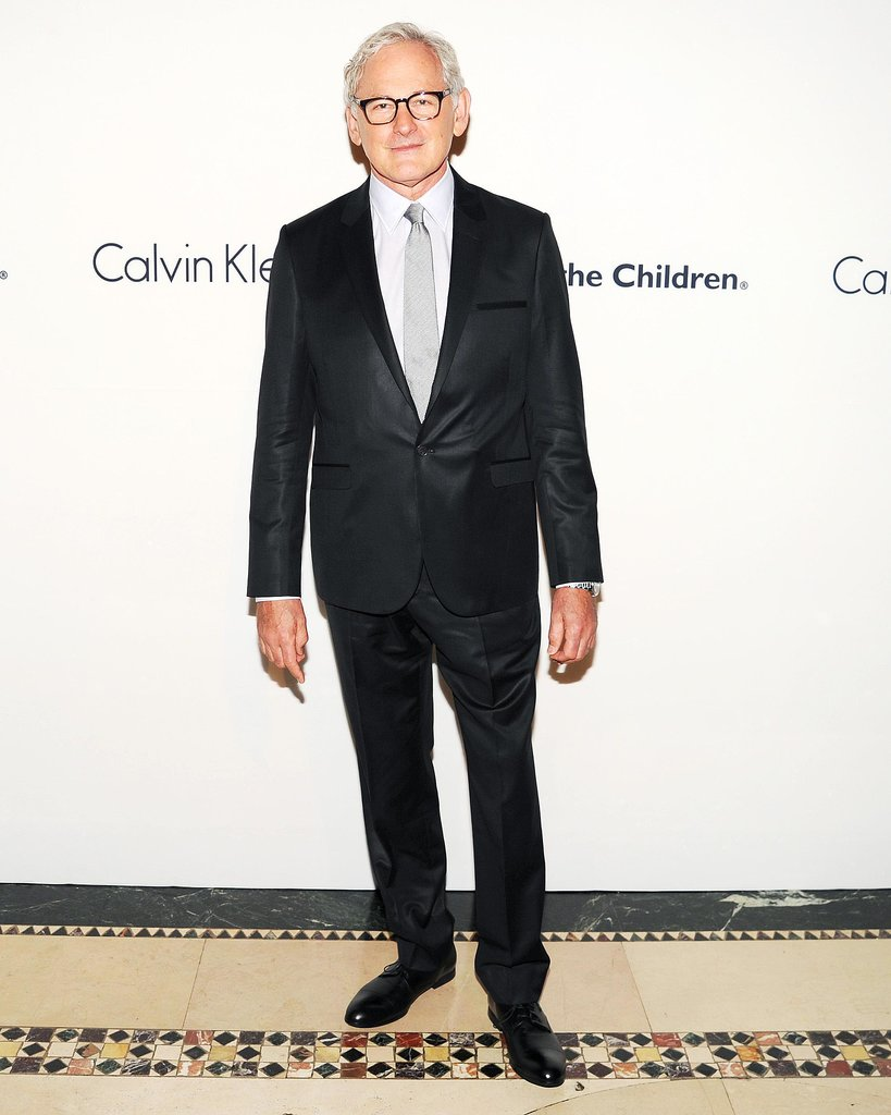 Victor Garber stepped out for the first-ever Save the Children benefit in NYC.